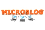 Multiple Wired to Microblog - Orange