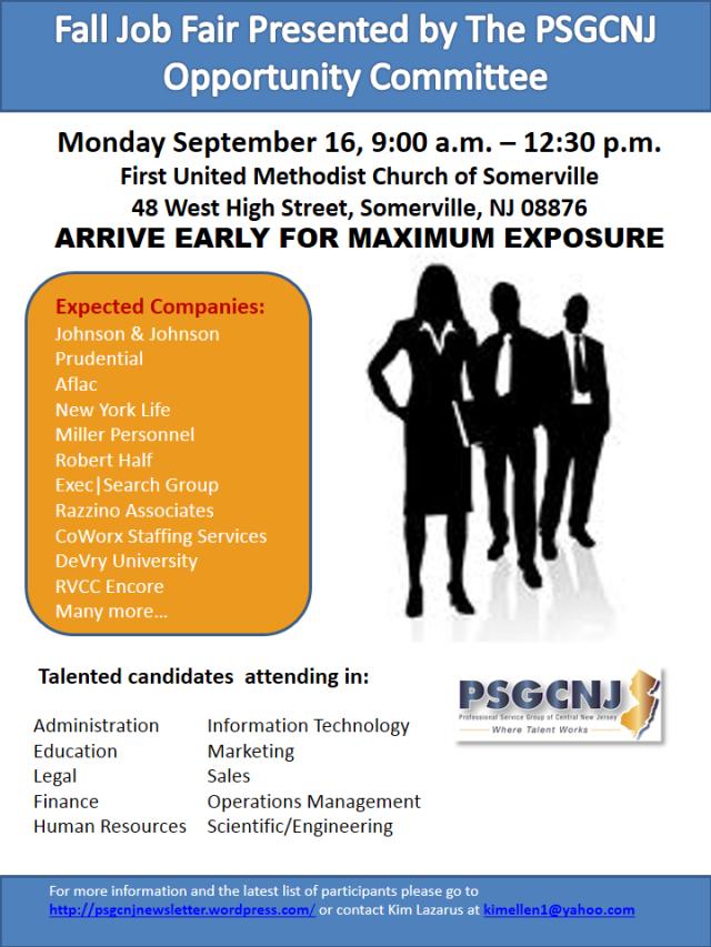 09-01-13 PSGCNJ Fall Job Fair Flyer 3